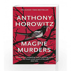 Magpie Murders by Anthony Horowitz Book-9781409158387