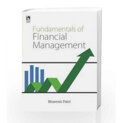Fundamentals of Financial Management by Bhavesh Patel Book-9789325976016