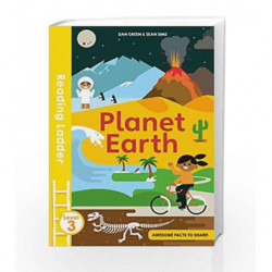 Planet Earth (Reading Ladder Level 3) by DAN GREEN Book-9781405284950