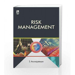 Risk Management in Finance by S. Arunajatesan Book-9789325984554