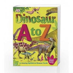 Dinosaur A-Z by NA Book-9780241283875