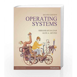 Operating Systems, 2e by Haldar Book-9789332500303