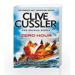 Zero Hour (The NUMA Files) by Clive Cussler Book-9781405909860