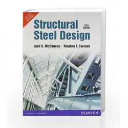 Structural Steel Design by  Book-9789332505711