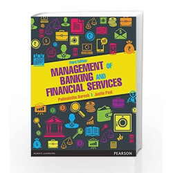 Management of Banking and Financial Services, 3e by Suresh & Paul Book-9789332507470