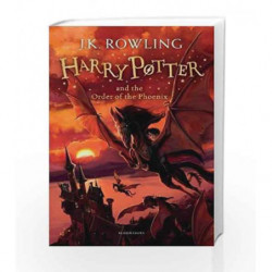 Harry Potter and the Order of the Phoenix (Harry Potter 5) by J.K. Rowling Book-9781408855690