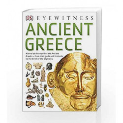 DK Eyewitness: Ancient Greece by NA Book-9781409343653