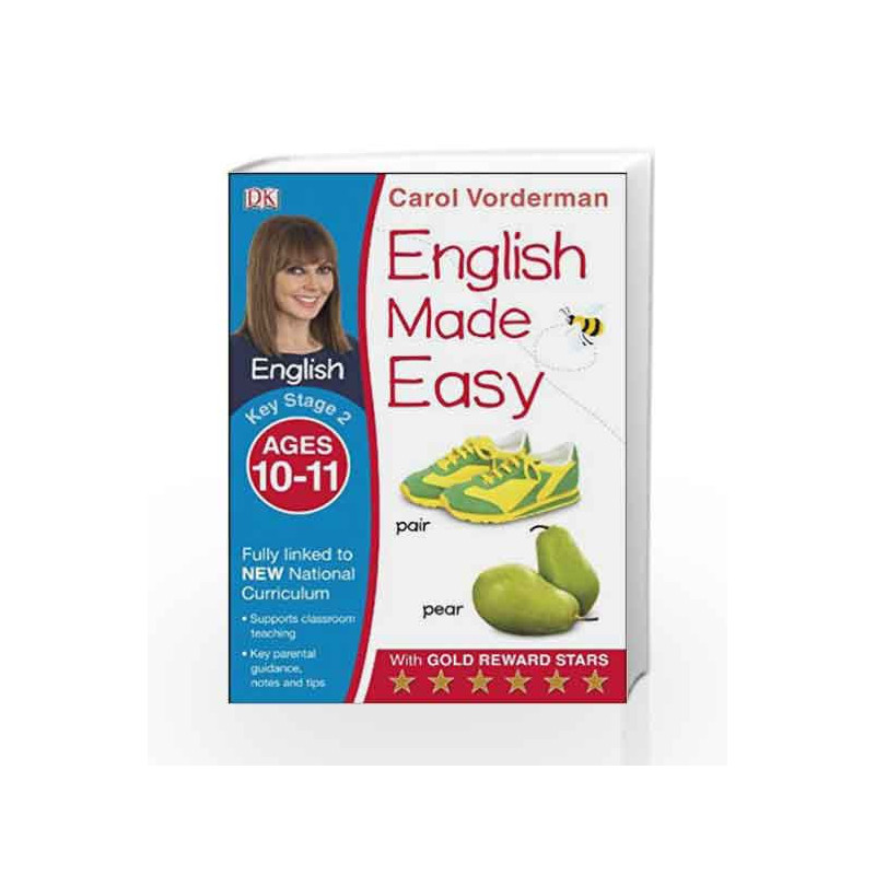english made easy ages 1011 key stage 2 made easy workbooks