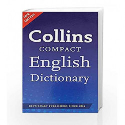 Collins Compact English Dictionary by NA Book-9780007942930