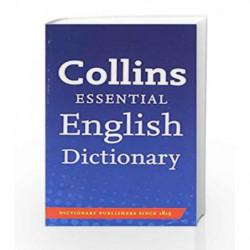 Collins Essential English Dictionary by NA Book-9780007942916