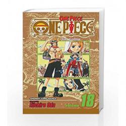One Piece, Vol. 18 by Eiichiro Oda Book-9781421515120