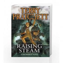Raising Steam: (Discworld novel 40) (Discworld Novels) by Terry Pratchett Book-9780552170529