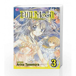 Full Moon, Vol. 3: O Sagashite by Arina Tanemura Book-9781421500591