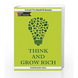 Think and Grow Rich by Napoleon Hill Book-9788192910918