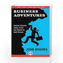 Business Adventures by John Brooks Book-9781473612235