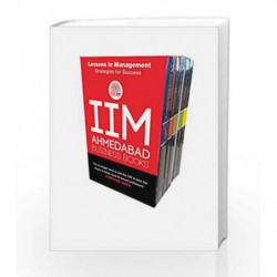 IIMA Business Books Collection - Lessons in Management: Strategies for Success by NA Book-9788184006612