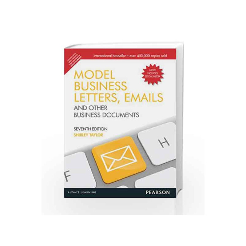 Model Business Letters Emails And Other Business Documents 7e By