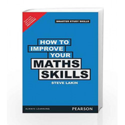 How to Improve your Maths Skills, 2e by Lakin Book-9789332516953