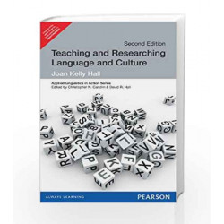 Teaching and Researching: Language and Culture by Joan Kelly Hall Book-9789332517158