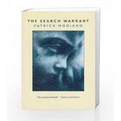 The Search Warrant: Dora Bruder by Patrick Modiano Book-9781846553615