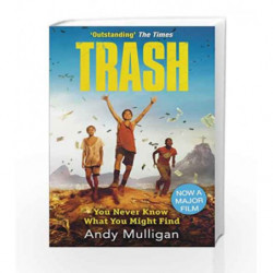 Trash (Film Tie-In) by Andy Mulligan Book-9781909531338