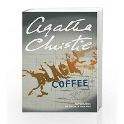 Black Coffee (Poirot) by Agatha Christie Book-9780008196653
