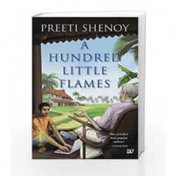 A Hundred Little Flames by Preeti Shenoy Book-9789386850423
