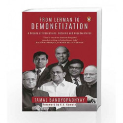 From Lehman to Demonetization by Tamal Bandyopadhyay Book-9780670090396