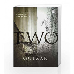Two by Gulzar Book-9789351775201