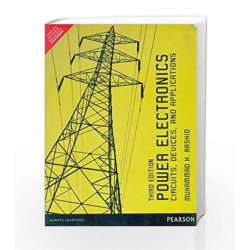Power Electronics: Circuits, Devices and Applications, 3e by Rashid Book-9789332518445