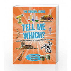 Tell Me Which? (Tell Me Series) by BOUNTY Book-9780753727850