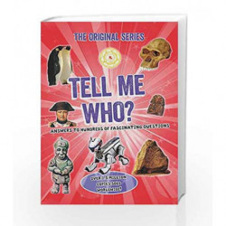 Tell Me Who? (Tell Me Series) by BOUNTY Book-9780753727843