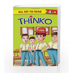 Thinko: All Set to Read by NA Book-9789384625115