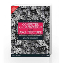 Computer Organization and Architecture: Designing for Performance by  Book-9789332518704