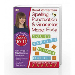 Made Easy Spelling, Punctuation and Grammar (KS2 - Higher) (Spelling Made Easy) by NA Book-9780241182734