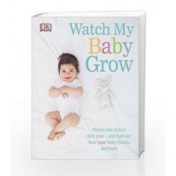 Watch My Baby Grow by NA Book-9781409368007