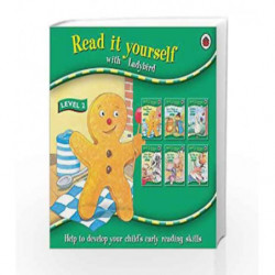 Read it Yourself - Level 2 by Ladybird Book-9781846463297