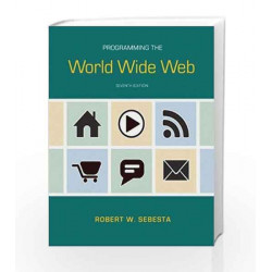 Programming the World Wide Web by  Book-9789332518827