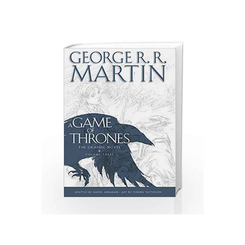 A Game of Thrones: Graphic Novel, Vol. 3 by Daniel Abraham Book-9780007578580