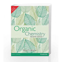 Organic Chemistry, 7e by Bruice Book-9789332519046