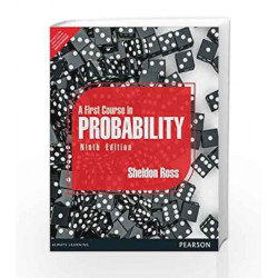 A First Course in Probability, 9e by Ross Book-9789332519077