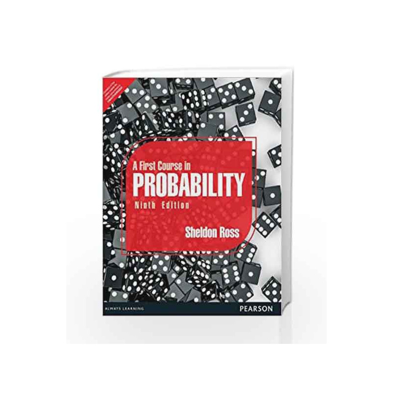 a first course in probability 9th edition