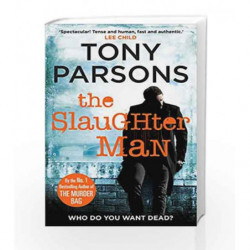 The Slaughter Man (DC Max Wolfe) by Tony Parsons Book-9781780892368