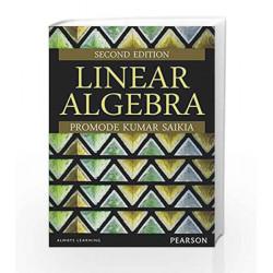 Linear Algebra, 2e by Saikia Book-9789332522145