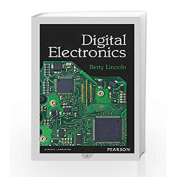 Digital Electronics, 1e by Betty Lincoin Book-9789332522299