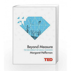 Beyond Measure (Ted) by Margaret Heffernan Book-9781471141874