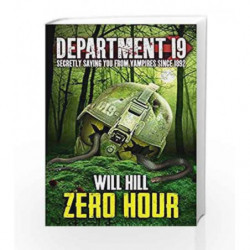 Zero Hour Department 19 - Book 4 by Will Hill Book-9780007505845