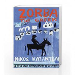 Zorba the Greek by Nikos Kazantzakis Book-9780571241705