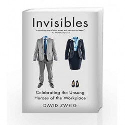 Invisibles by David Zweig Book-9781591847908