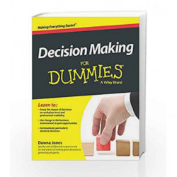 Decision Making for Dummies by Dawna Jones Book-9788126554416